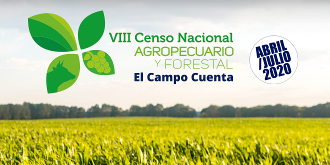 Censo Agropecuario y Forestal 2020
